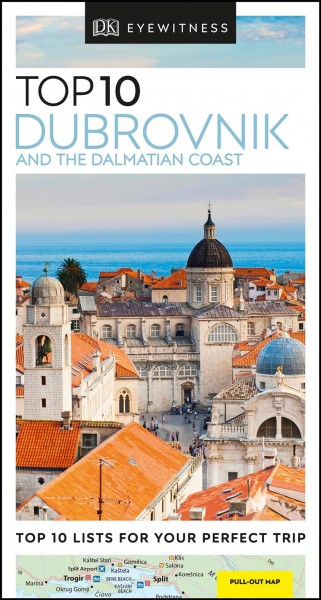 Dk Eyewitness Top 10 Dubrovnik and the Dalmatian Coast