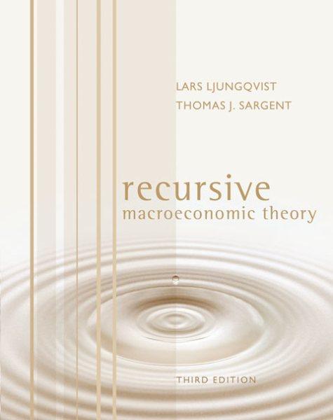 Recursive Macroeconomic Theory:3rd edtion