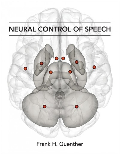 Neural control of speech /