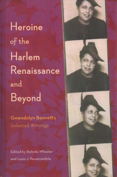 Heroine of the Harlem Renaissance and Beyond