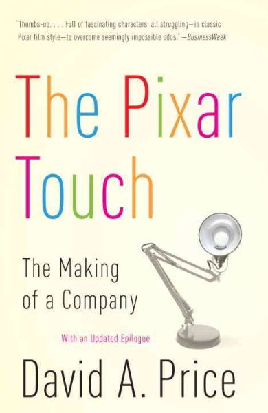 The Pixar Touch  皮克斯傳奇