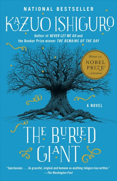 The buried giant :  a novel /
