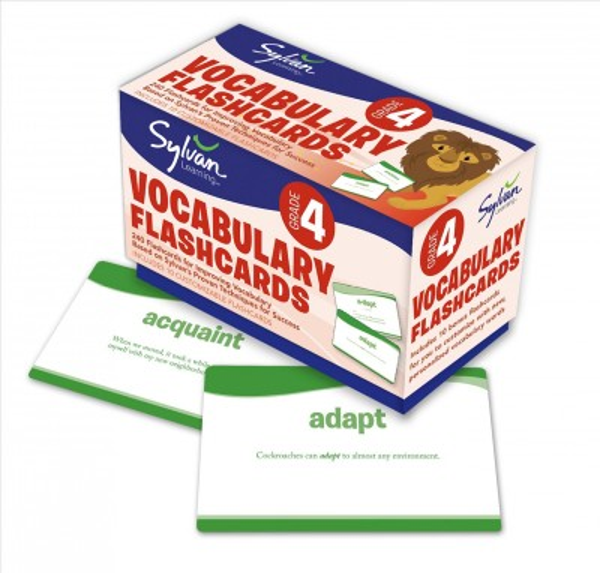 4th Grade Vocabulary Flashcards