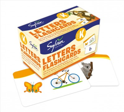 Pre-K Letters Flashcards(Cards)