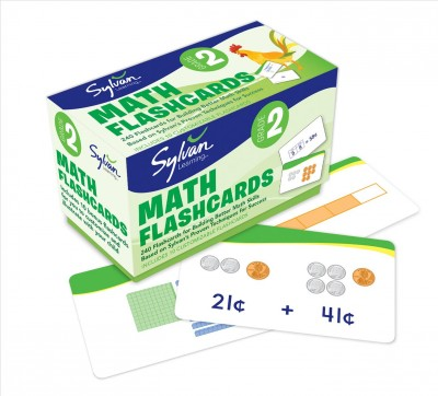 Second Grade Math Flashcards(Cards)