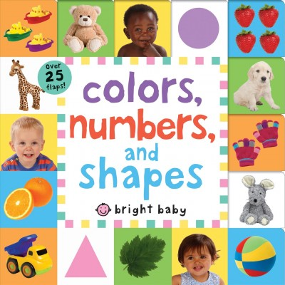 Colors, Numbers, Shapes