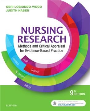 Nursing research :  methods and critical appraisal for evidence-based practice /
