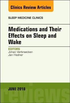 Medications and Their Effects on Sleep and Wake