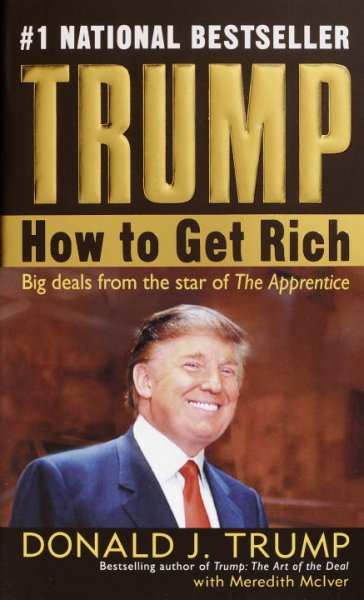 Trump: How to Get Rich 川普致富術