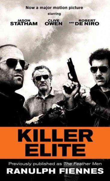 Killer Elite 特種精英-電影小說