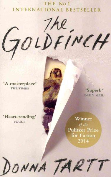 The Goldfinch金翅雀
