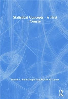 Statistical Concepts