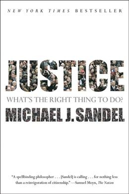 Justice: What`s the Right Thing to Do?  正義:一場思辨之旅