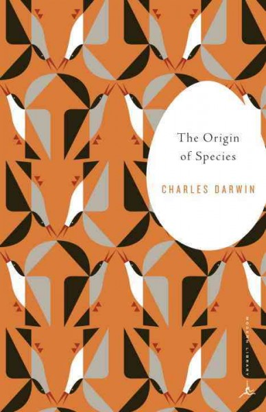 The Origin of Species (Modern Library Series)
