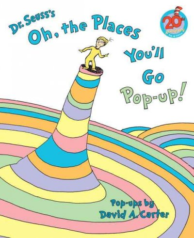 Oh  the Places You``ll Go (Pop-Up)