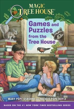 Magic Tree House Activity Book