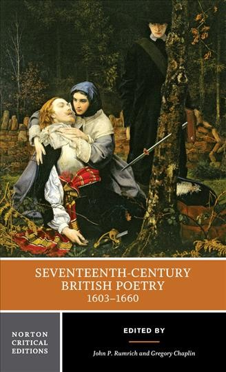 British Poetry 1603-1660 NCE: British Poetry 1603-1660 (NCE)