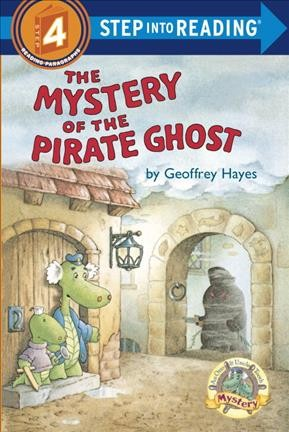 Step Into Reading Step 4:Mystery Of The Pirate Ghost