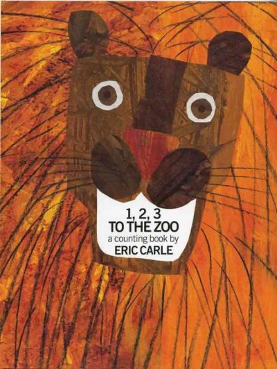 1 2 3 TO THE ZOO 1 2 3到動物園【數數書】(精裝)