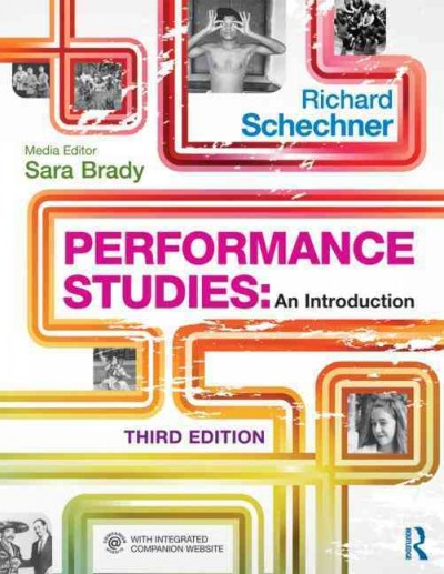 Performance studies :  an introduction /