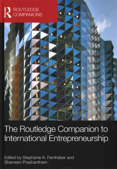 The Routledge companion to international entrepreneurship