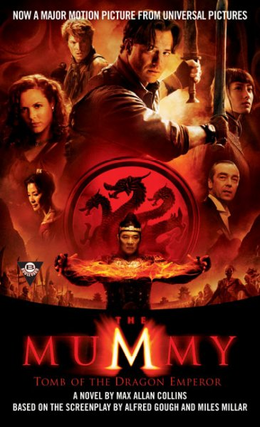 The Mummy: Tomb of the Dragon Emperor  神鬼傳奇3