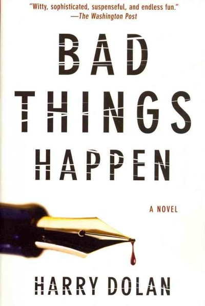 Bad Things Happen 犯罪小說家