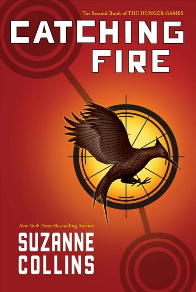 Catching Fire飢餓遊戲2(Hardcover)