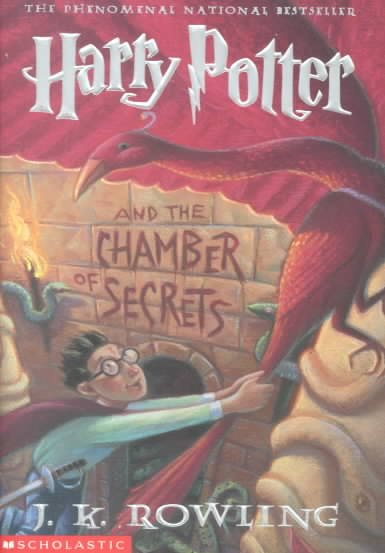 Harry Potter and the Chamber of Secrets (Harry Potter #2) 消失的密室