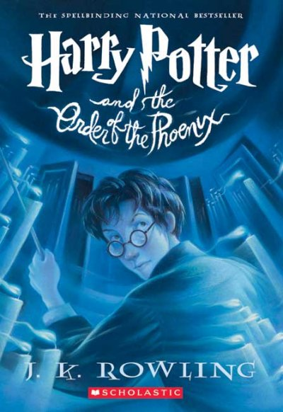 Harry Potter and the Order of the Phoenix (Harry Potter #5) 鳳凰會的密令