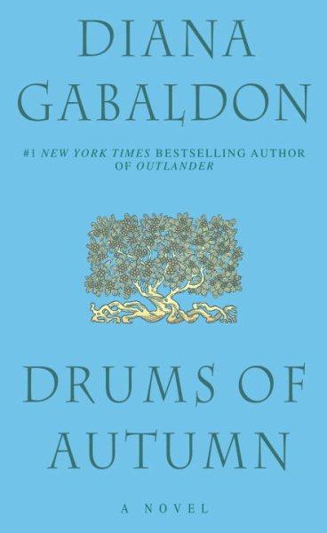 Outlander 4:Drums of Autumn 異鄉人4
