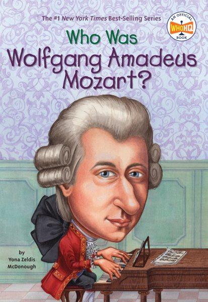 Who Was Wolfgang Amadeus?