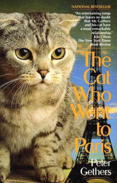 Cat Who Went to Paris