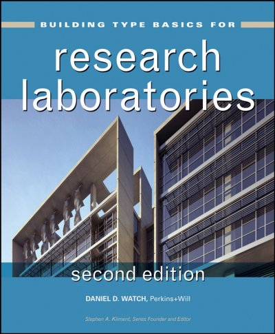 Building type basics for research laboratories /