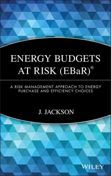 Energy Budgets at Risk (EBaR):A Risk Management Approach to Energy Purchase And Efficiency Choices