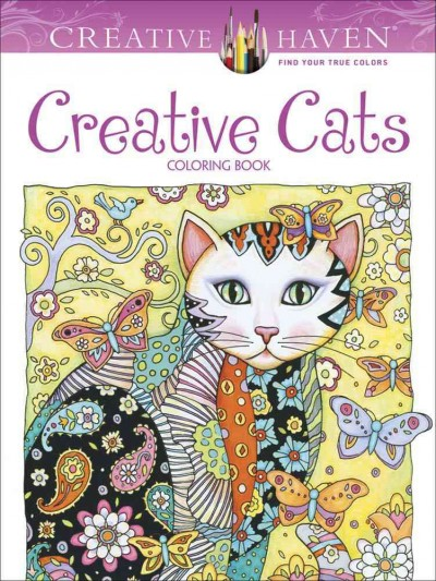 Creative Haven:Creative Cats