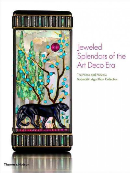 Jeweled Splendors of the Art Deco Era