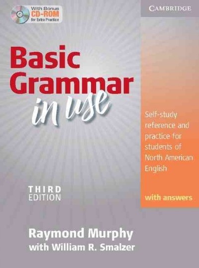 Basic Grammar in Use, Students' Book With Answers and Cd-rom