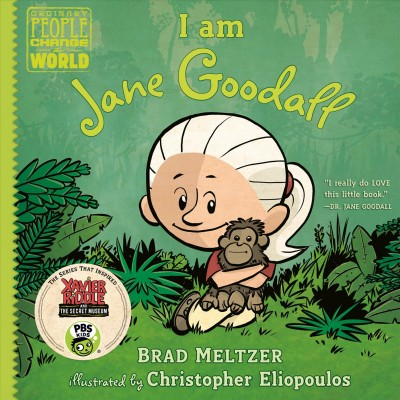 I am Jane Goodall /
