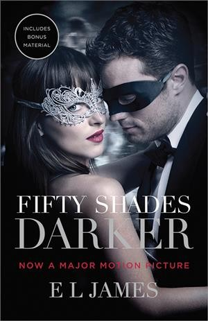 Fifty Shades Darker 格雷的五十道陰影II:束縛 電影封面