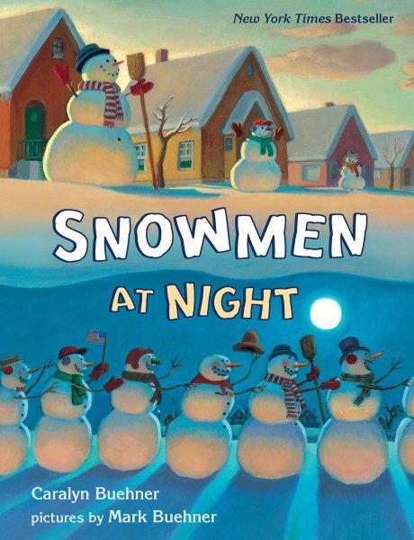 Snowmen at Night Lap