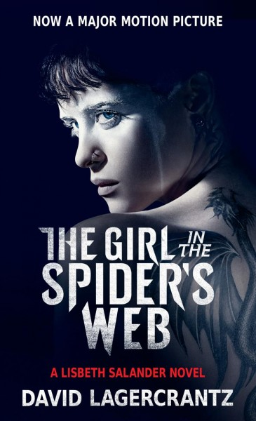 A Girl in the Spider`s Web (MTI)蜘蛛網中的女孩(電影書衣版)