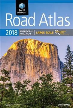 Rand Mcnally 2018 Road Atlas