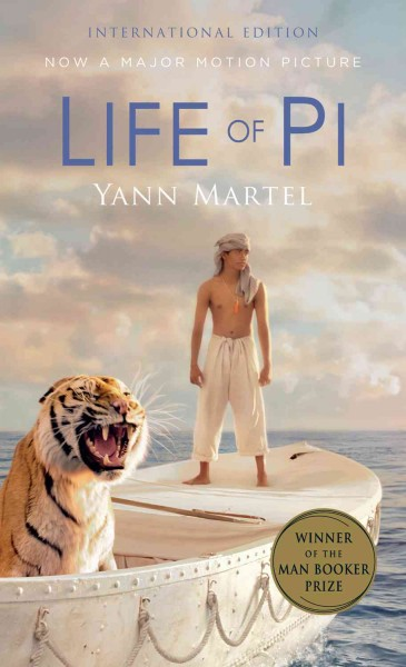 Life of Pi MTI 少年Pi的奇幻漂流(Mass Market Paperback)