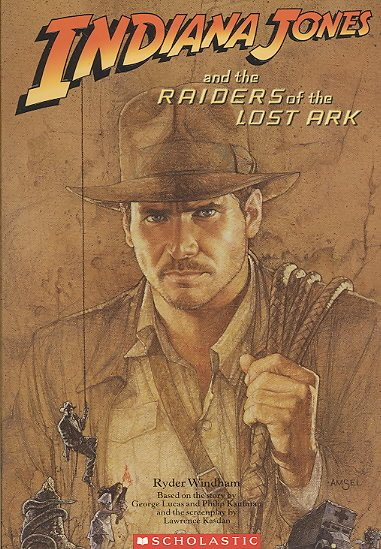 Raiders Of The Lost Ark Novelization 法櫃奇兵