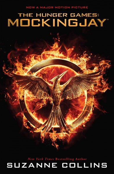 The Hunger Games:Mockingjay (MTI) 飢餓遊戲3:自由幻夢(電影封面)