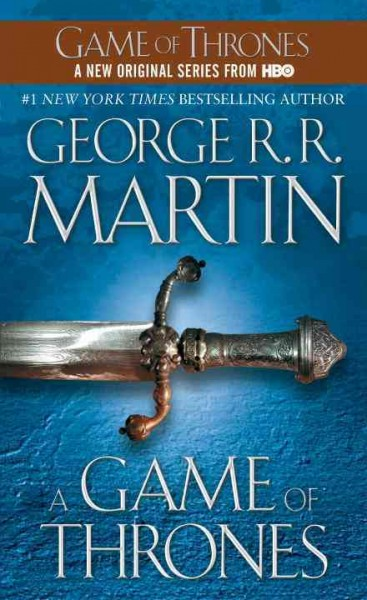 A Game of Thrones  (A Song of Ice and Fire #1)冰與火之歌第一部:權力遊戲
