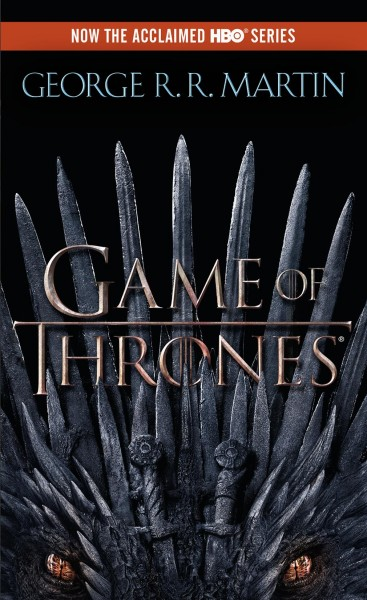 A Song of Ice and Fire 1:A Game of Thrones 冰與火之歌1:權力遊戲