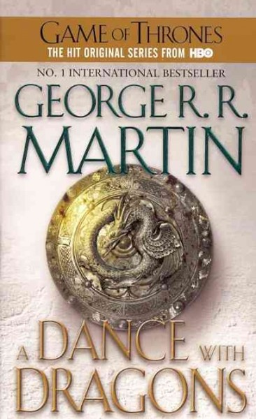 A Song of Ice and Fire 5:Dance with Dragons 冰與火之歌5:與龍共舞