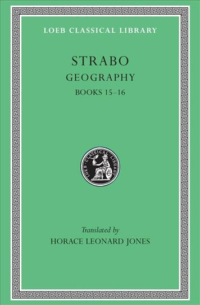 Strabo Geography